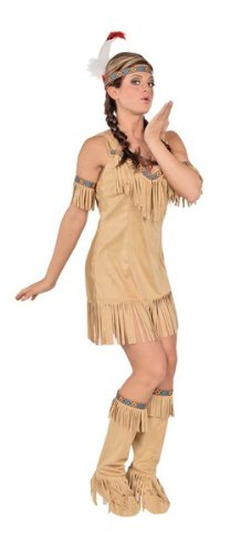 Sexy Native Princess Adult Costume ()
