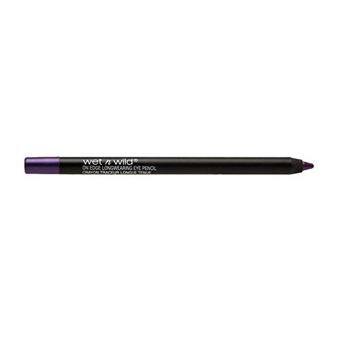 WET N WILD On Edge Longwearing Eye Pencil - Violet Offender