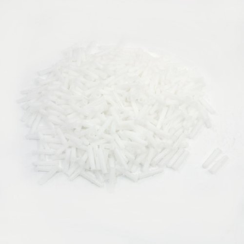 eDealMax plástico Blanco DE 8 mm de diámetro 0,31 expansión de la pared de pernos 500 PC by eDealMax