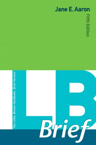 LB Brief with Tabs Plus NEW MyCompLab with eText -- Access Card Package (5th Edition)