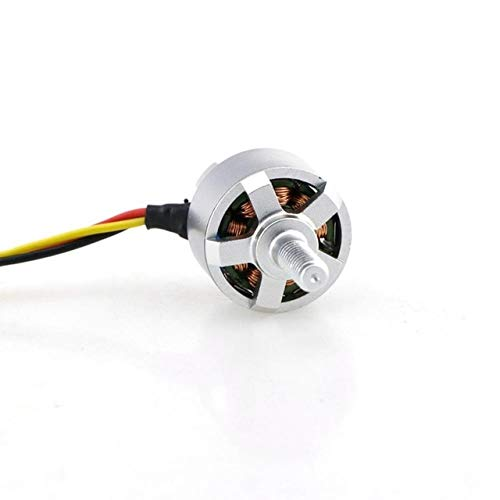 Yoton MJX Bugs 3 Mini Parts 1306 2750KV Brushless Motor CW CCW for MJX B3 Racing Drone RC Quadcopter Airplanes Copter Accessory - (Color: 1x CW)