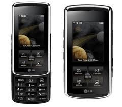LG VX8800 Venus Cell Phone, Verizon Wireless, Black by LG
