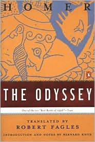 The Iliad (Fagles translation) by Homer, Robert Fagles (Translator), Bernard Knox (Introduction) (Odyssey Fagle Translation)