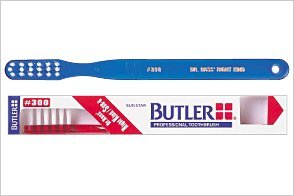 Butler Toothbrush 12 Count #300 by Butler
