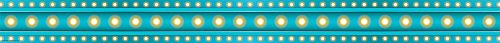 Teacher Created Resources Light Blue Marquee Straight Border Trim (5889)
