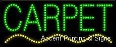 Carpet LED Sign (High Impact, Energy ()