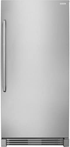 Electrolux 64 side by side refrigerator EI32AR80QS /& freezer EI32AF80QS with trim kit TRIMKITEZ2 in stainless steel