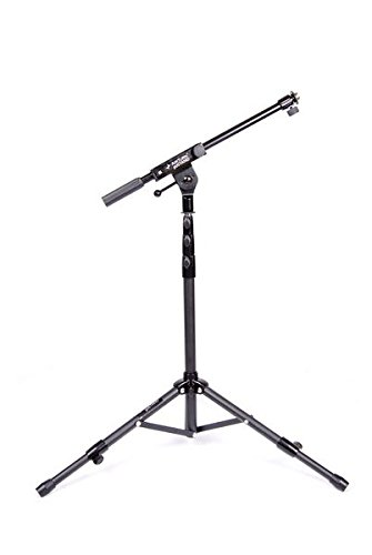 goStand Portable Mic and Tablet Stand with Boom (Portable Stand Microphone)