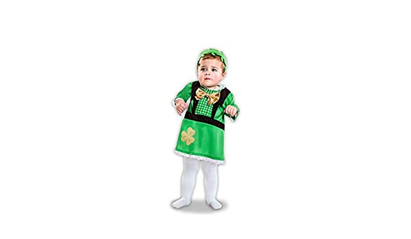 Disfraz de Duende de San Patricio para bebé: Amazon.es: Juguetes y ...