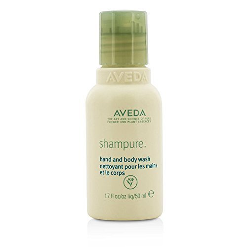 AVEDA Shampure Hand & Body Wash - Travel Size - 50Ml/1.7Oz