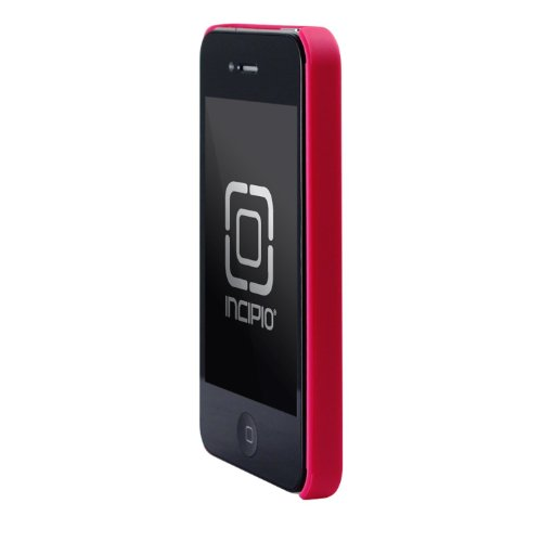 Incipio feather Ultralight Hard Shell Case for iPhone 4/4S - Call Me Pink