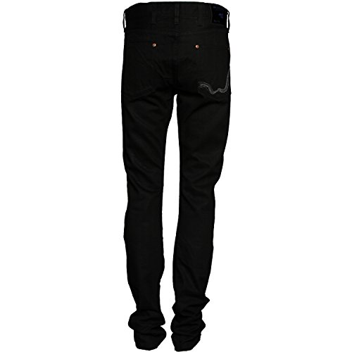 "REPLAY Herren Jeans EZIO Regular Slim ""WE ARE REPLAY"" Edition Schwarz Black"
