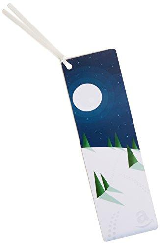(Amazon.com $50 Gift Card as a Bookmark (Winter Design))