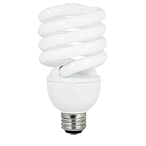 new product cccf8 47005 Ecosmart 60W Equivalent 2700K Spiral CFL Light Bulb, Soft White (12-Pack)