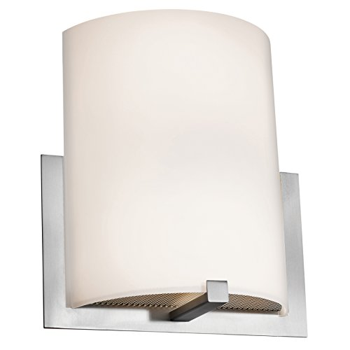 Access Lighting 20445-BS/OPL 2 Light Cobalt Wall Sconce