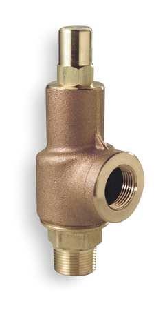 Adjustable Relief Valve, 3/4 In, 600 psi (Aquatrol Valve Relief)