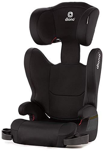 Diono Cambria 2 High-Back Booster Seat, Black
