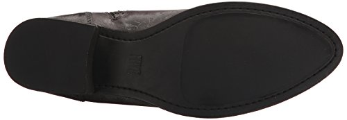 Short Inside Women's Bootie Zip Smoke Frye Ankle Brooke UqtxEwE