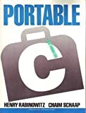 Portable C, Rabinowitz, Henry and Schaap, Chaim, 0136859674