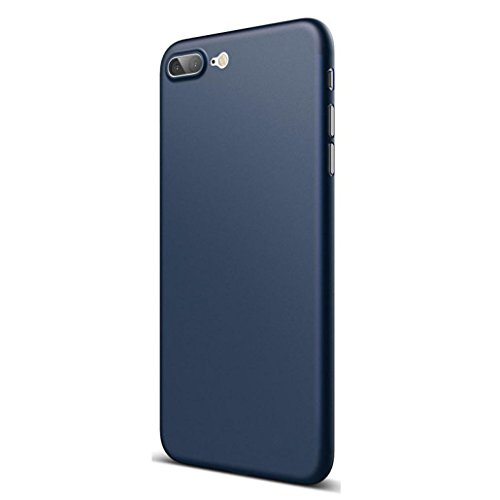 Price comparison product image For iPhone 7 Plus Case, HP95(TM) New Ultra-thin Slim Silicone Soft TPU Back Case Cover Skin For iPhone 7 Plus 5.5Inch (Blue)