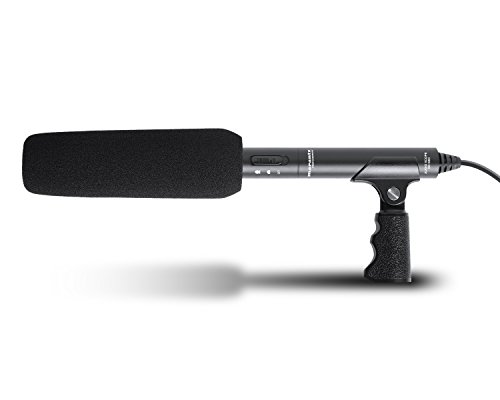 Marantz Professional Audio Scope SG-5BC | Dual-Pattern Shotgun Mic for Camera Mounting (277mm / Battery Power)