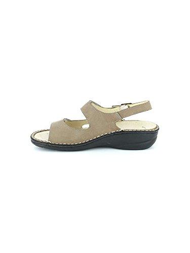 Sandalo DARA P SE0362 Donna Taupe Grunland fpHwU