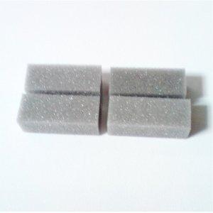 Rayher - 3895200 - Malschwämmchen, 50x20x20 mm, Beutel 4 Stück