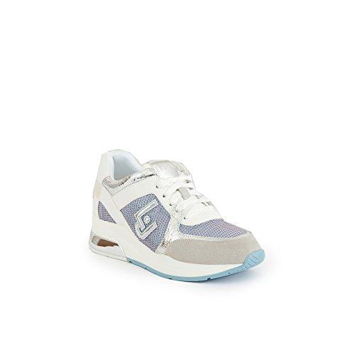 Jo Plata Sneakers Blanco Mujer T2044 B18021 Liu Z8Cqw44