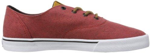 Supra - Mens Wrap Lowtop Shoes Red 5UvI4DKCJ