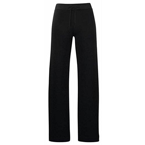 Lady Fit Jog Pants   Damen Jogginghose Farbe schwarz Größe L