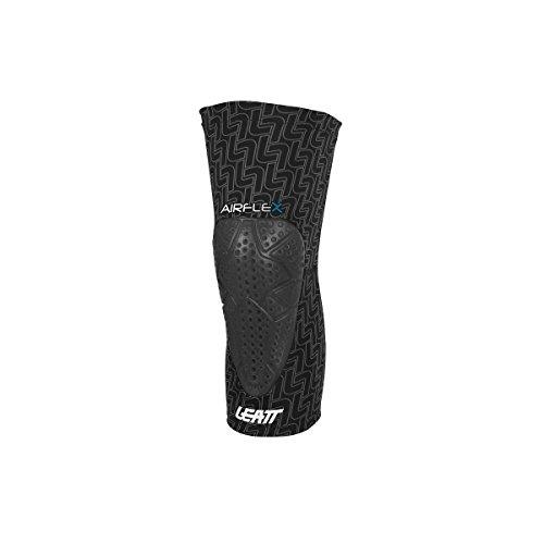 Leatt 3DF AirFlex Knee Guard (Black, Large/X-Large)