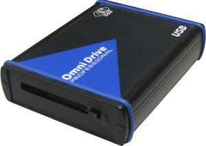 CSM OmniDrive USB2 LF USB ATA flash/SRAM/Linear flash PC card reader by OMNIDRIVE