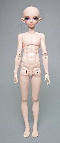 amazon com zgmd 1 4 bjd doll ball jointed doll nake doll boy elf