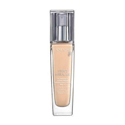 Teint Miracle Natural Makeup Healthy Glow Oil-Free All Skin Types #310 Bisque (2c) 1oz (Lancome Foundation Miracle)