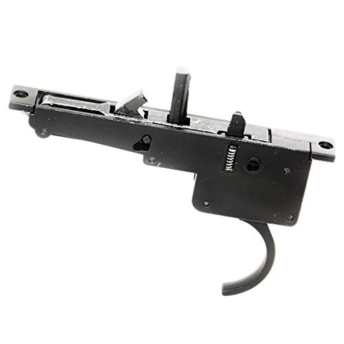 generica Airsoft Spare Parts Well Trigger Assembly Set for pour L96AWS MA4402 Sniper Rifle 2
