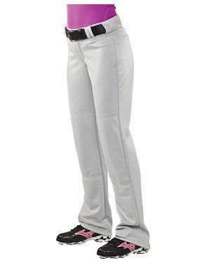 Women's Dynasty Open Bottom Pant (Womens Racerback Softball Jersey)