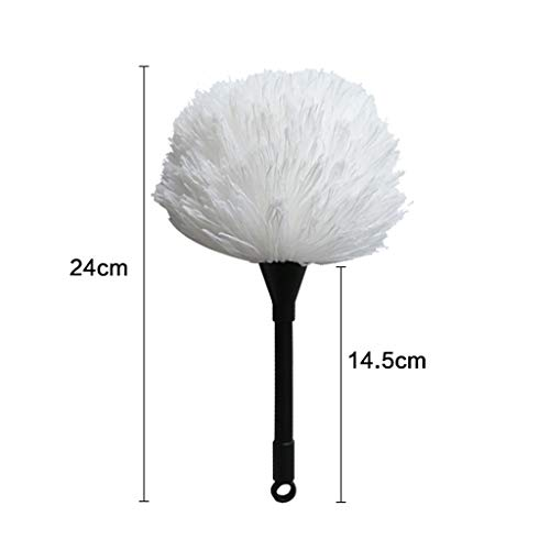 ZHANGY Cleaning Tools Small Scorpion, No lint Dust Scorpion Chemical Fiber Cotton Cleaning The Donkey Cleanable 9in by ZHANGY (Image #4)