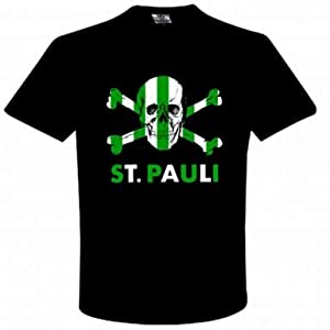 st pauli celtic skull crossbones t shirt. Black Bedroom Furniture Sets. Home Design Ideas