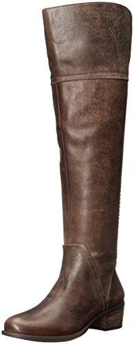 Grey Bomber Boot Riding Bendra Vince Women's Calf Camuto Wide nxwqBwXYI