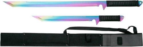 BladesUSA-HK-1070RB-Ninja-Sword-27-Inch18-Inch-Overall