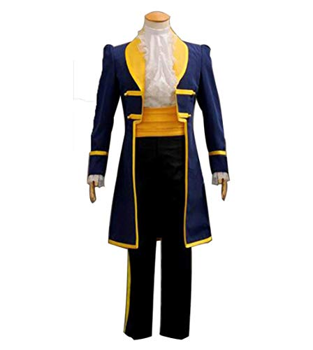 Used, FangjunxianST Beast Prince Adam Cosplay Costume Mens for sale  Delivered anywhere in USA