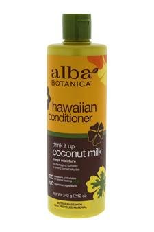 Alba Botanica Natural Hawaiian Conditioner Body Builder Mango 12 Oz