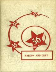 (Custom Reprint) Yearbook: 1956 Union City High School - Maroon and Gray Yearbook (Union City, MI) (Union City High School Union City Mi)