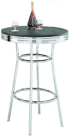 Cross Country Furniture New 30 Round BAR Table