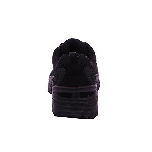 Lowa Sportschuh GmbH 3106090999 - Zapatillas de senderismo para hombre Negro - negro