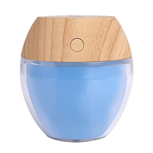 Yalehabi Small Night Lamp Mist Humidifier with USB Air Humidifiers USB Power Supply