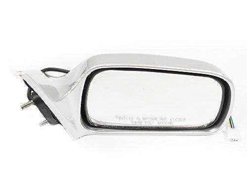 Camry Right Toyota Door Mirror (MotorKing TM1030-R-1C8 Passenger Side Power Door Mirror (Fits For 97-01 Toyota Camry))