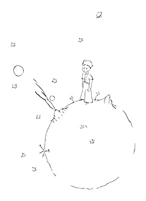 Little Prince Coloring Book The