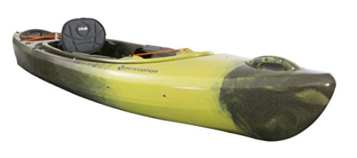 Perception Sound Sit Inside Kayak for Fishing & Recreation - 9.5