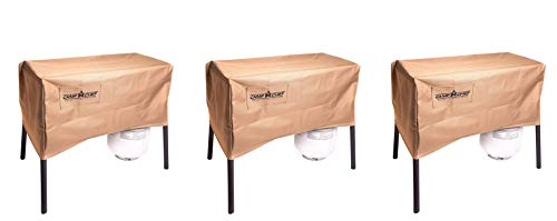 Camp Chef PC32 Two-Burner Patio Cover (Pack of 3)